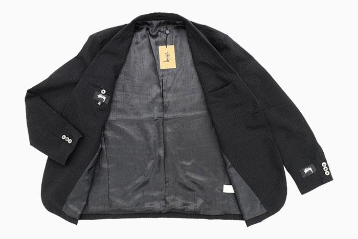 STUSSYステューシーのジャケット 21SU Seersucker Sport Coat12