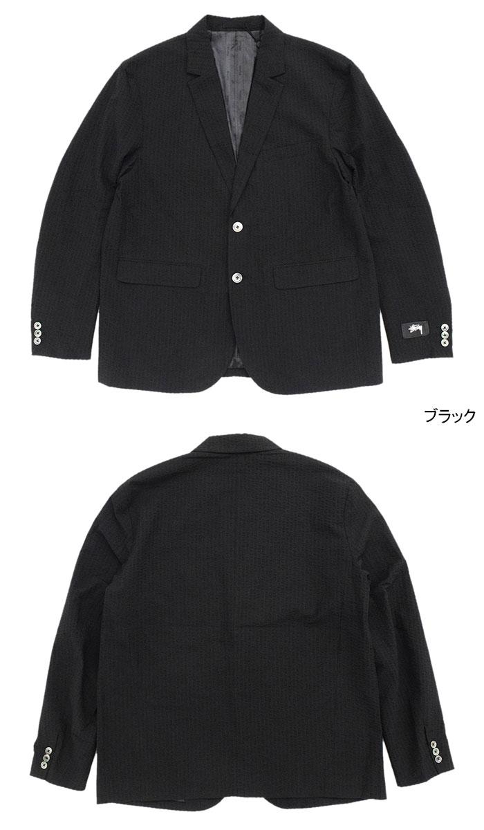 STUSSYステューシーのジャケット 21SU Seersucker Sport Coat06
