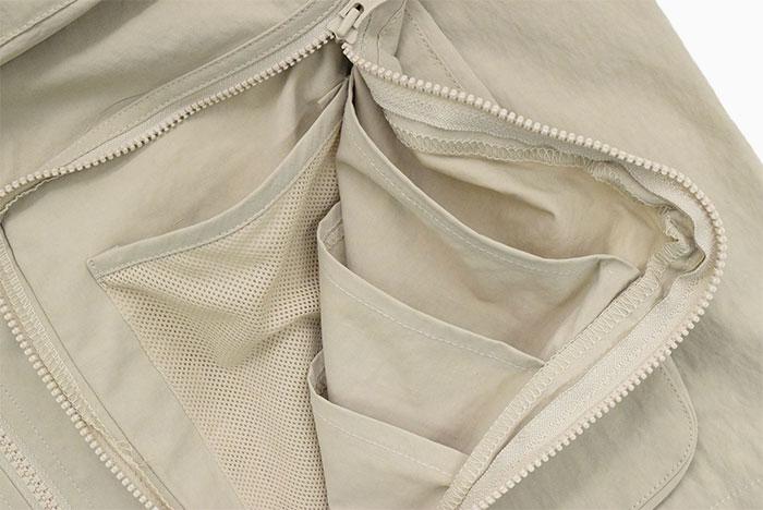 STUSSYステューシーのジャケット Nylon Approach Vest11