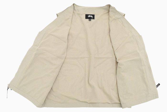 STUSSYステューシーのジャケット Nylon Approach Vest12