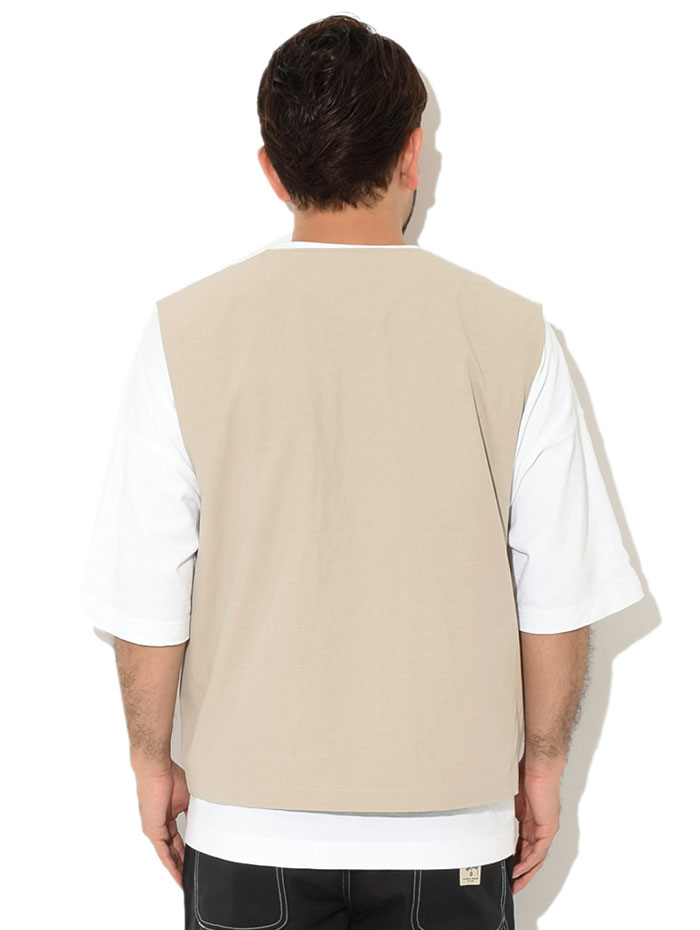 STUSSYステューシーのジャケット Nylon Approach Vest03