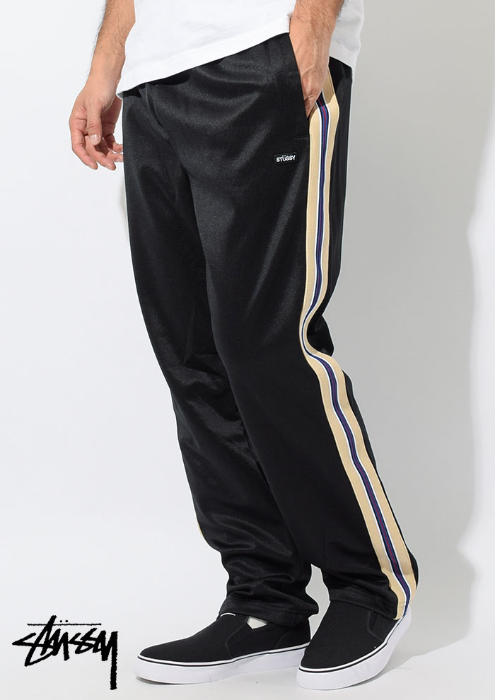 STUSSYステューシーのパンツ Textured Rib Track Pant02
