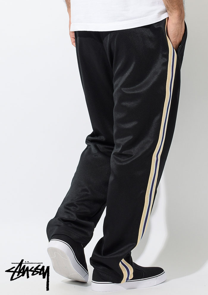 STUSSYステューシーのパンツ Textured Rib Track Pant03