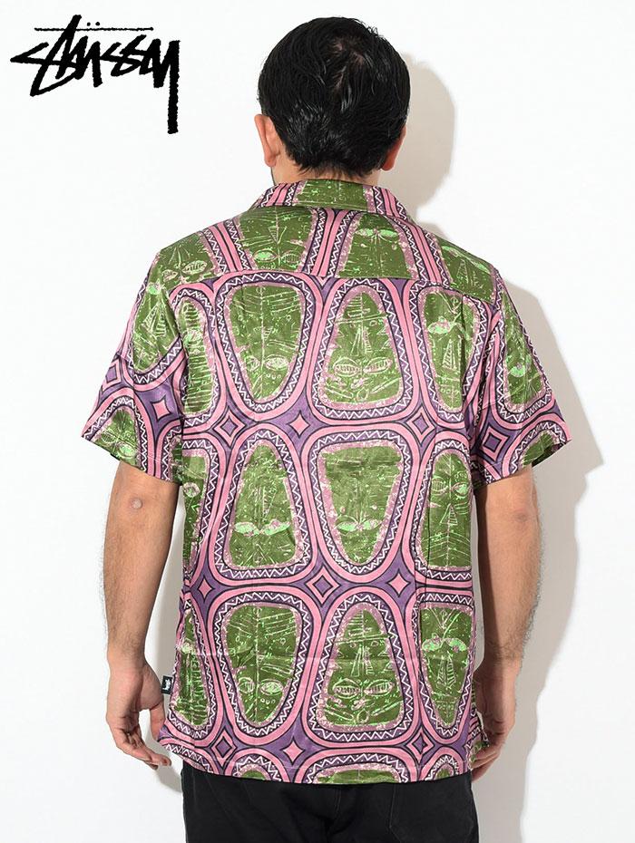 STUSSYステューシーのシャツ Mask Shirt02