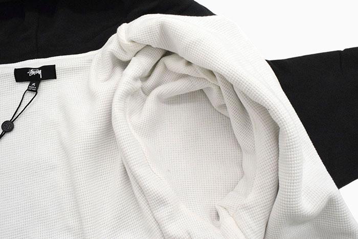 STUSSYステューシーのパーカー Thermal Full Zip Hoodie10