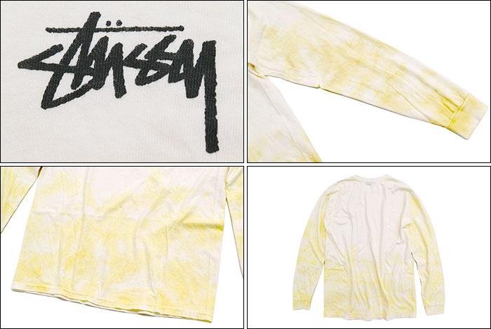 STUSSYステューシーのTシャツ Small Stock Tie Dye03