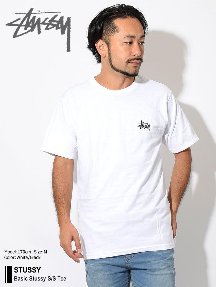 STUSSYステューシーのTシャツ ベーシックステューシー01