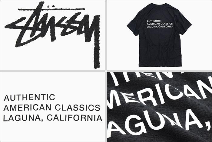 STUSSYステューシーのTシャツ American Classics05