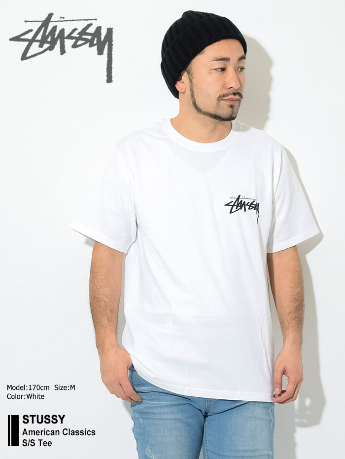 STUSSYステューシーのTシャツ American Classics01