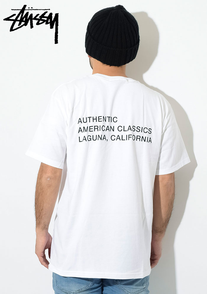 STUSSYステューシーのTシャツ American Classics02