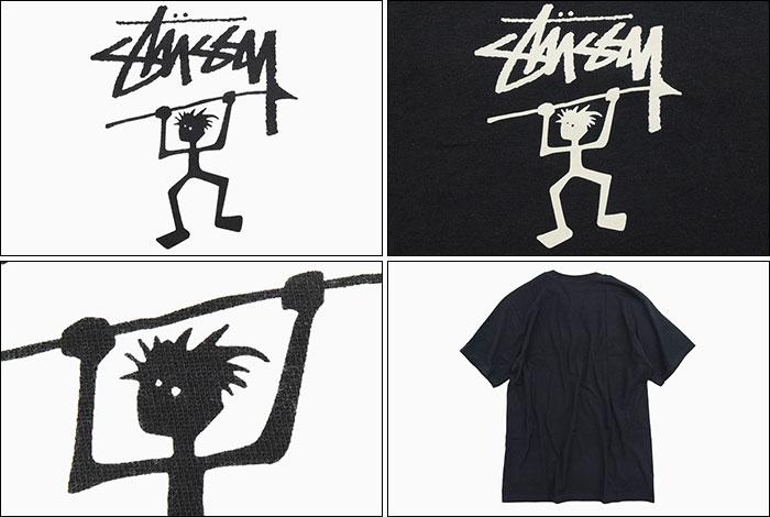 STUSSYステューシーのTシャツ Warrior Man03