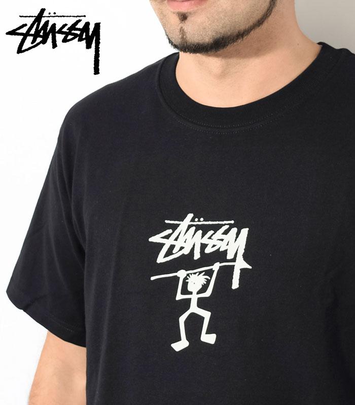 STUSSYステューシーのTシャツ Warrior Man02
