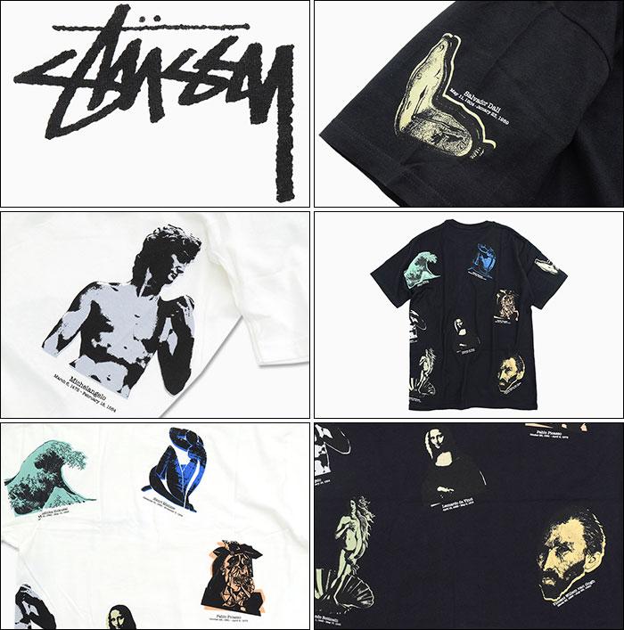 STUSSYステューシーのTシャツ Gallery04