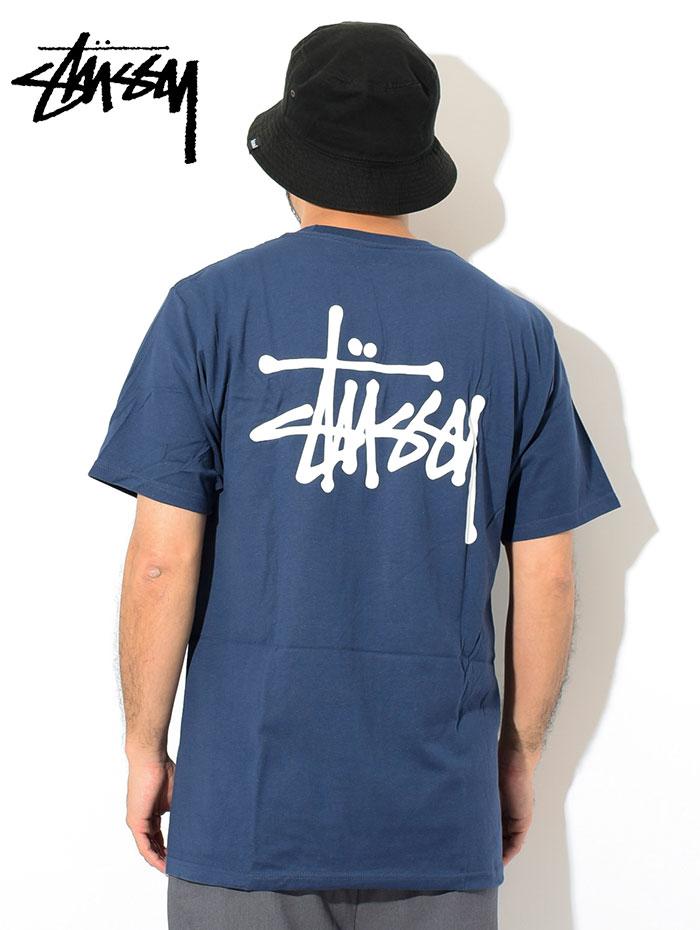 STUSSYステューシーのTシャツ ベーシックステューシー04