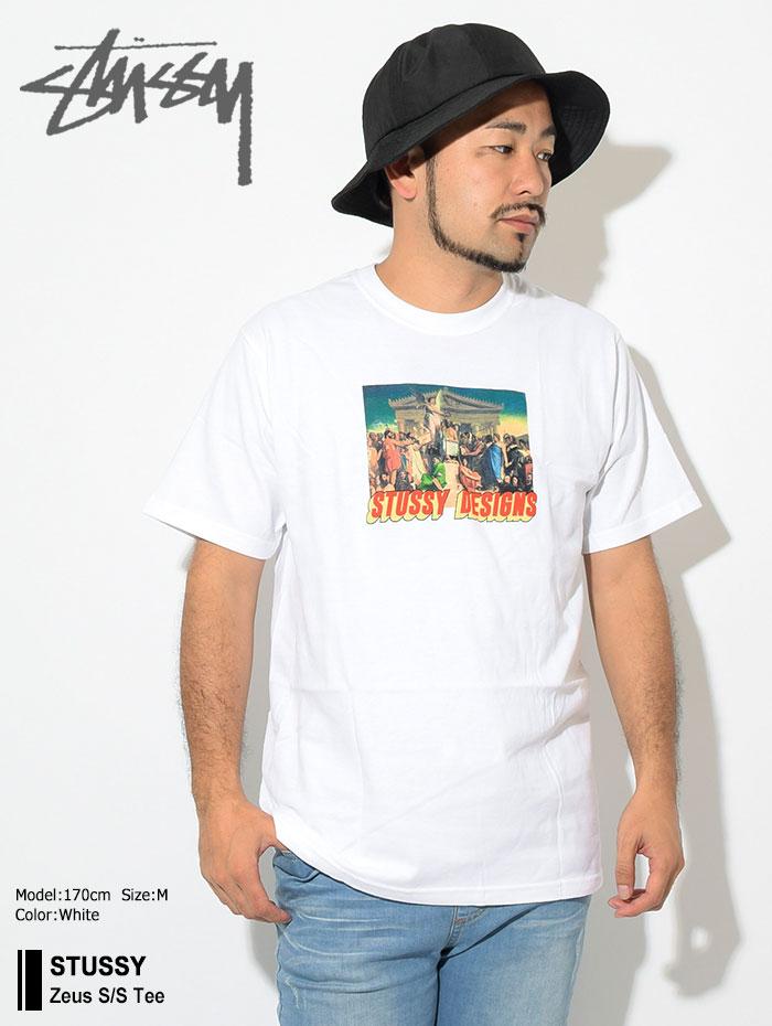 STUSSYステューシーのTシャツ Zeus01