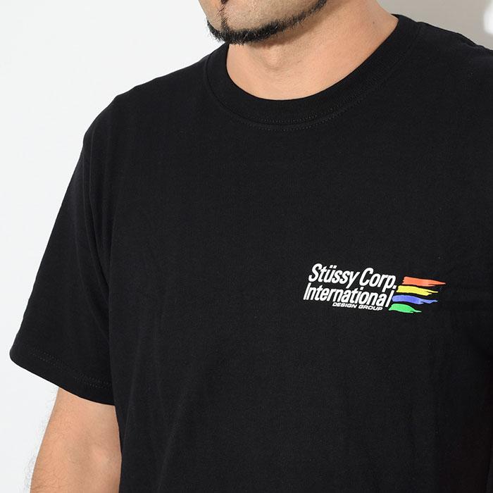 STUSSYステューシーのTシャツ International Corp03