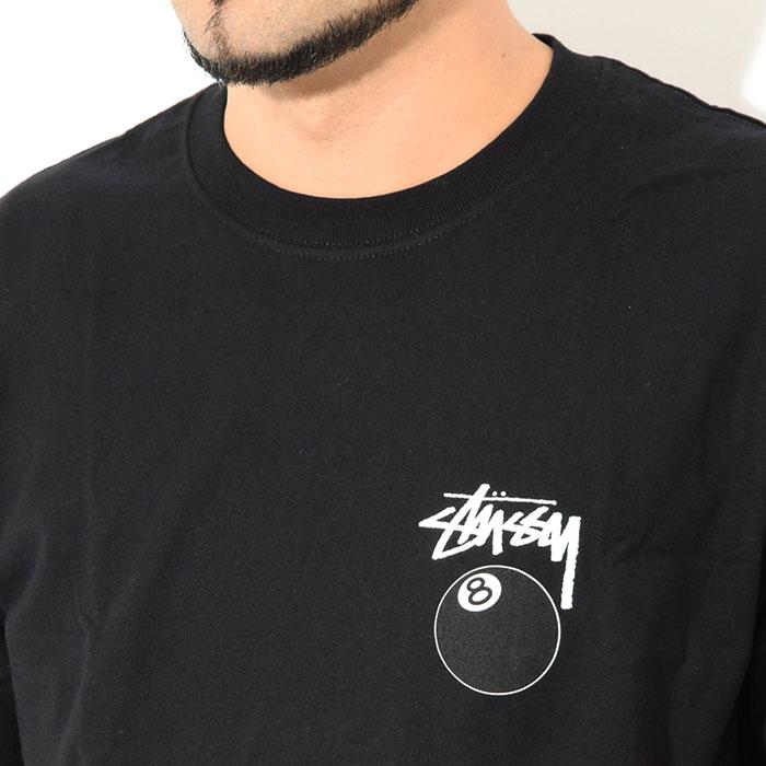STUSSYステューシーのTシャツ 8 Ball03