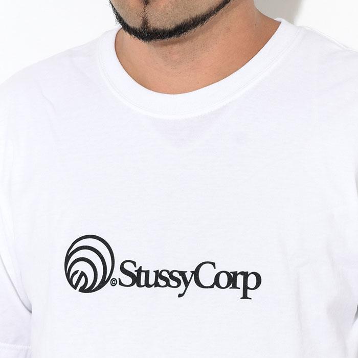 STUSSYステューシーのTシャツ Stussy Corp02