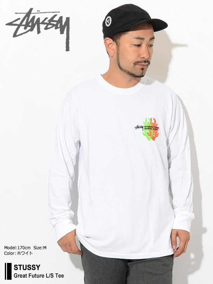 STUSSYステューシーのTシャツ Great Future01