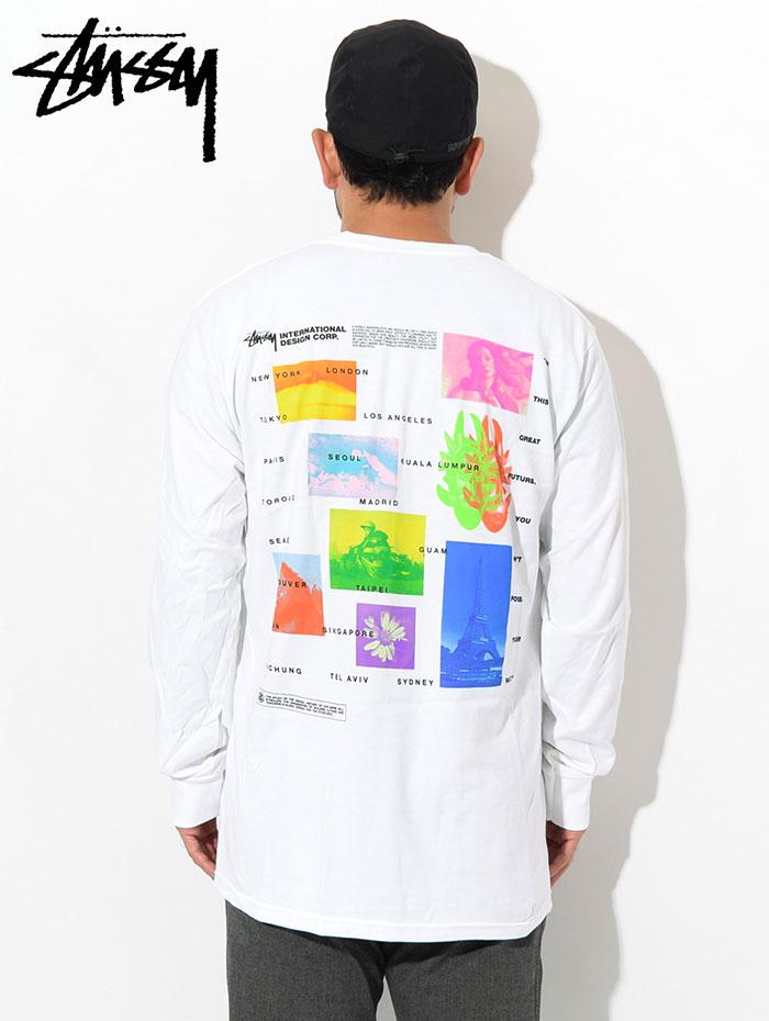 STUSSYステューシーのTシャツ Great Future02