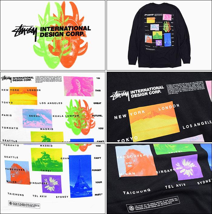 STUSSYステューシーのTシャツ Great Future04
