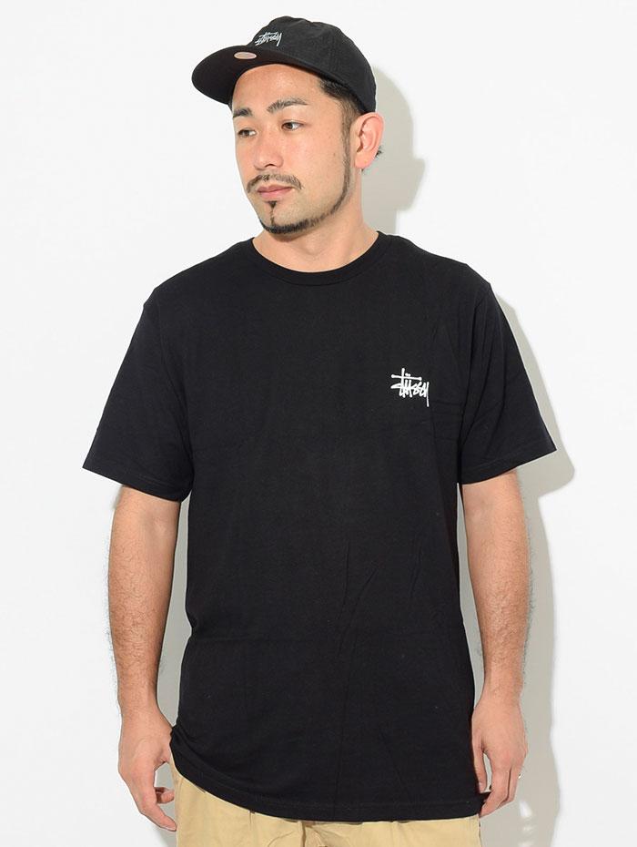 STUSSYステューシーのTシャツ ベーシックステューシー03