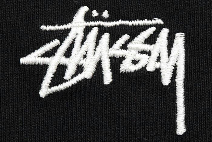 STUSSYステューシーのカットソー Stock Logo Crew05