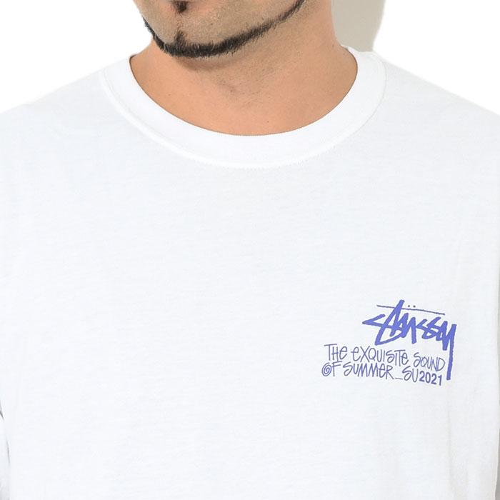 STUSSYステューシーのTシャツ Sound Of Summer03