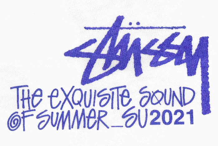 STUSSYステューシーのTシャツ Sound Of Summer05
