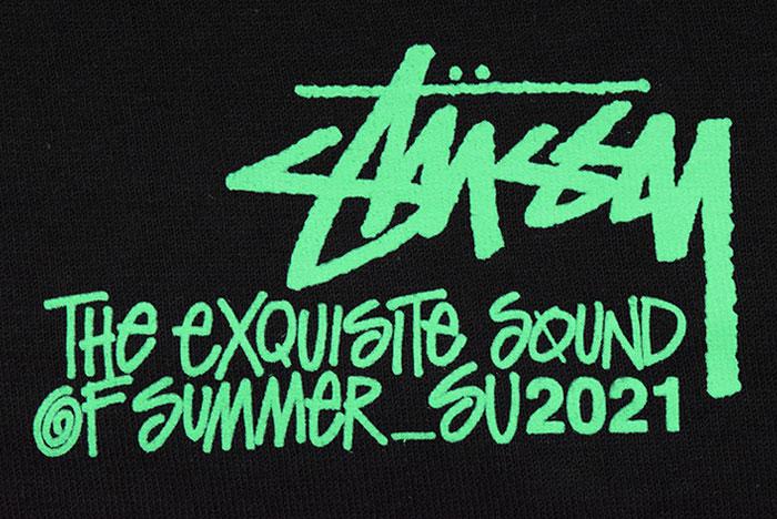 STUSSYステューシーのTシャツ Sound Of Summer06