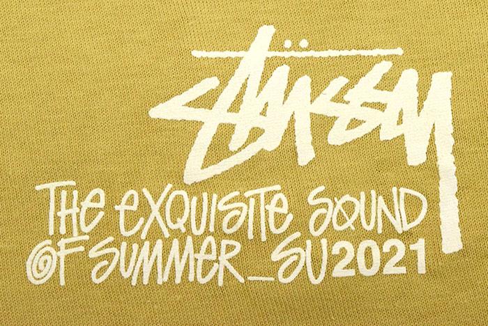 STUSSYステューシーのTシャツ Sound Of Summer07