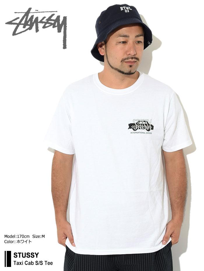 STUSSYステューシーのTシャツ Taxi Cab01