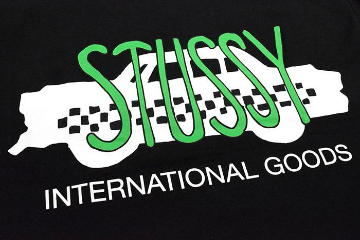 STUSSYステューシーのTシャツ Taxi Cab09