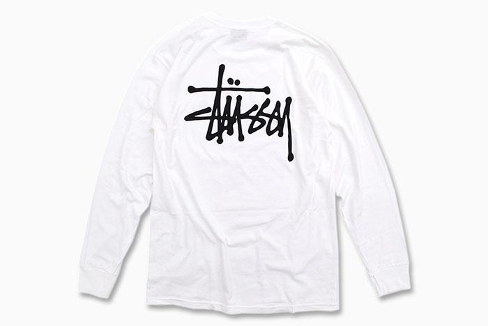 STUSSYステューシーのTシャツ ベーシックステューシー09