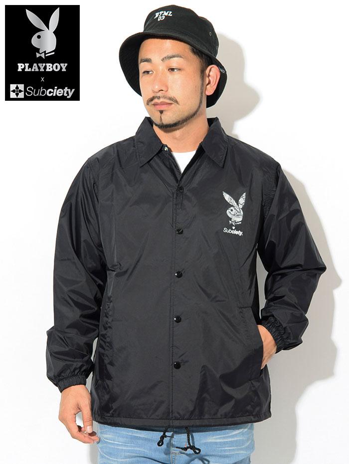 Subcietyサブサエティのジャケット PLAYBOY Paisley RHD Coach02