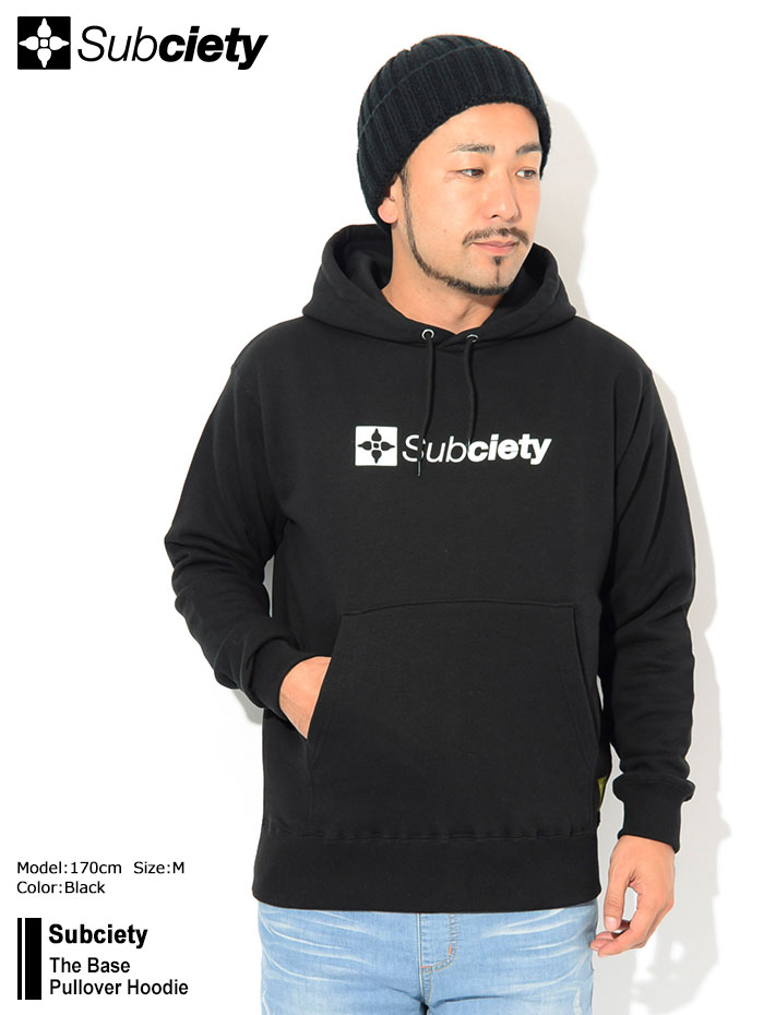 Subcietyサブサエティのパーカー The Base Pullover Hoodie01