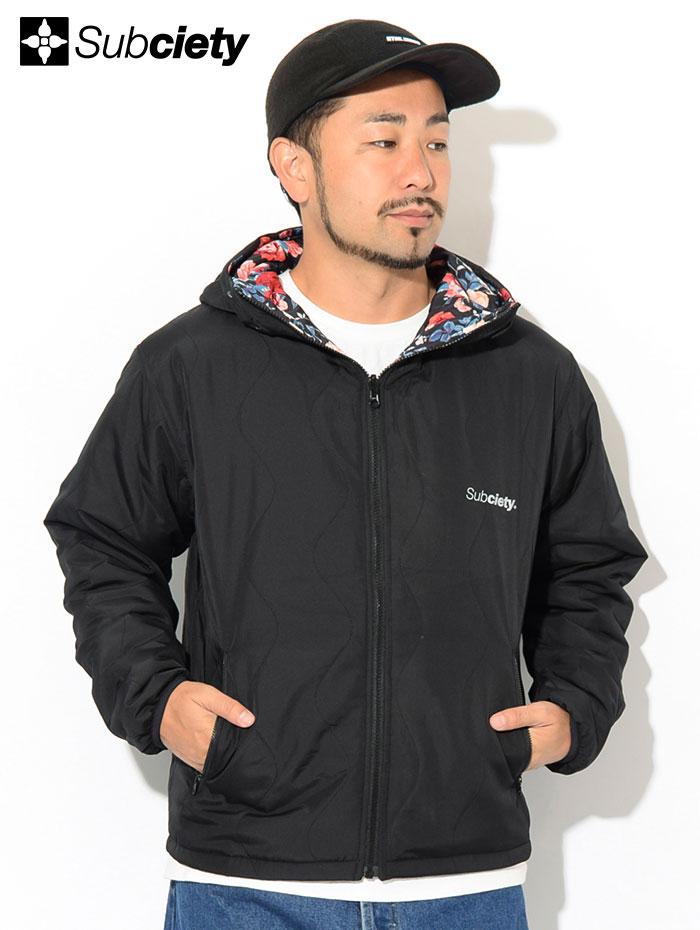 Subcietyサブサエティのジャケット Hooded JKT02