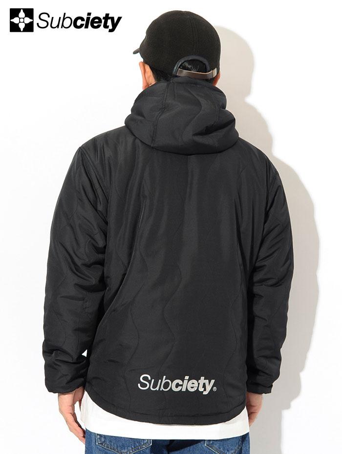 Subcietyサブサエティのジャケット Hooded JKT03