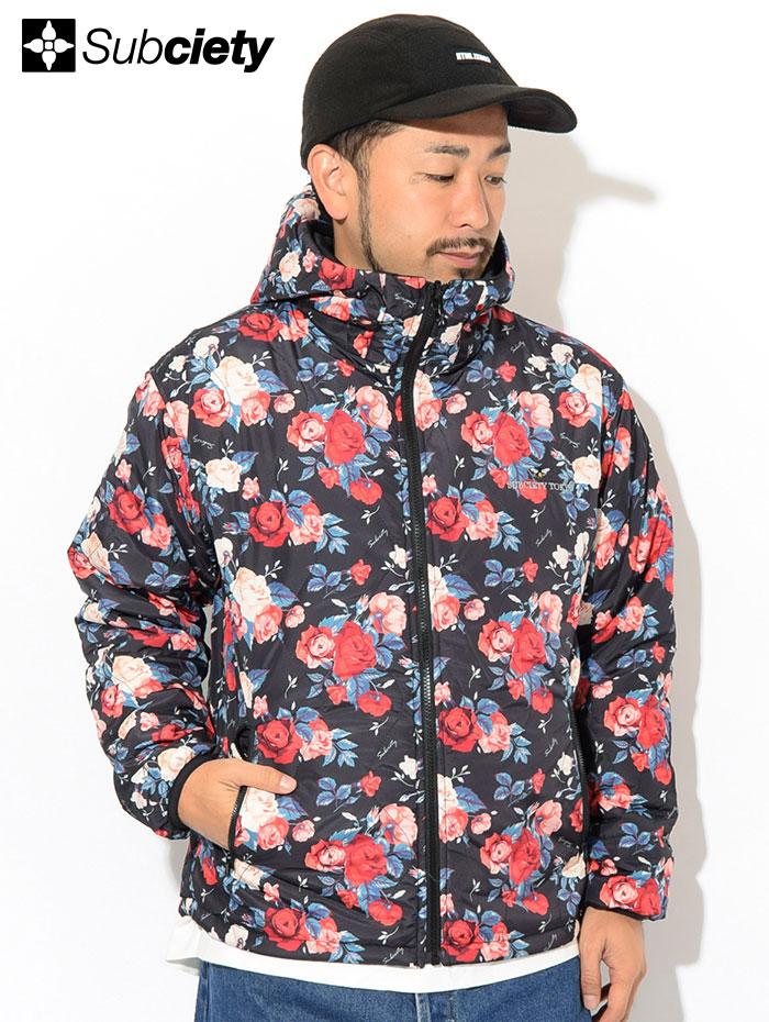 Subcietyサブサエティのジャケット Hooded JKT04
