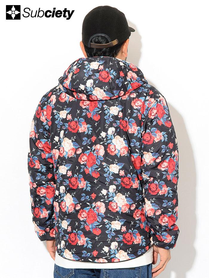 Subcietyサブサエティのジャケット Hooded JKT05
