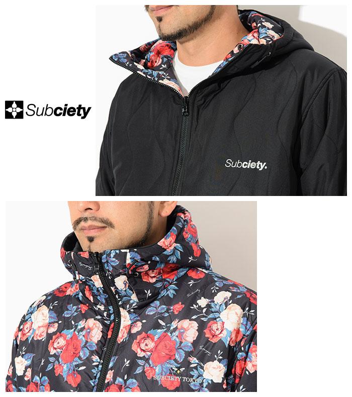 Subcietyサブサエティのジャケット Hooded JKT06