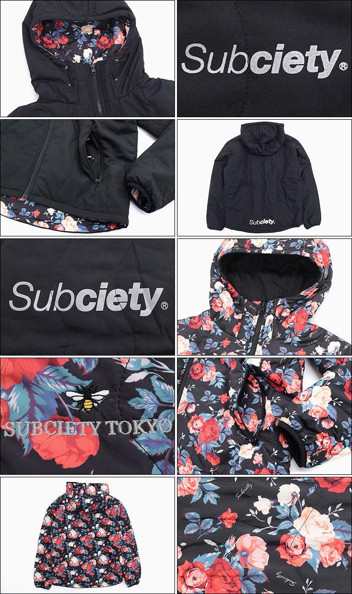 Subcietyサブサエティのジャケット Hooded JKT07