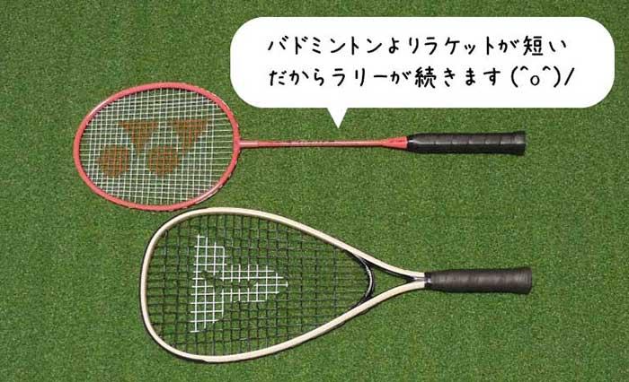 Talbot-Torroタルボットトロのバドミントン Speed Badminton Set Speed 4400 10