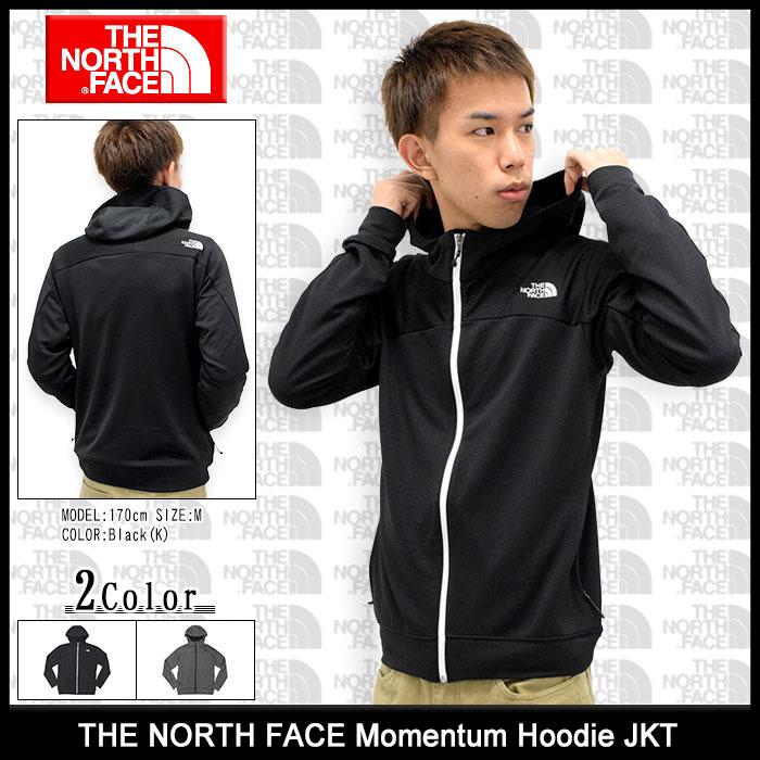 THE NORTH FACEザ ノースフェイスのジャケット Momentum Hoodie02