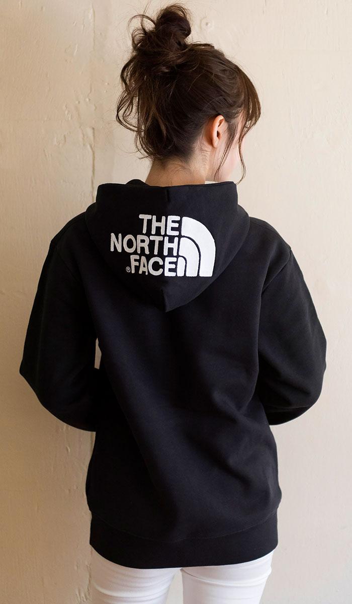 THE NORTH FACEザ ノースフェイスのパーカー リアビュー07