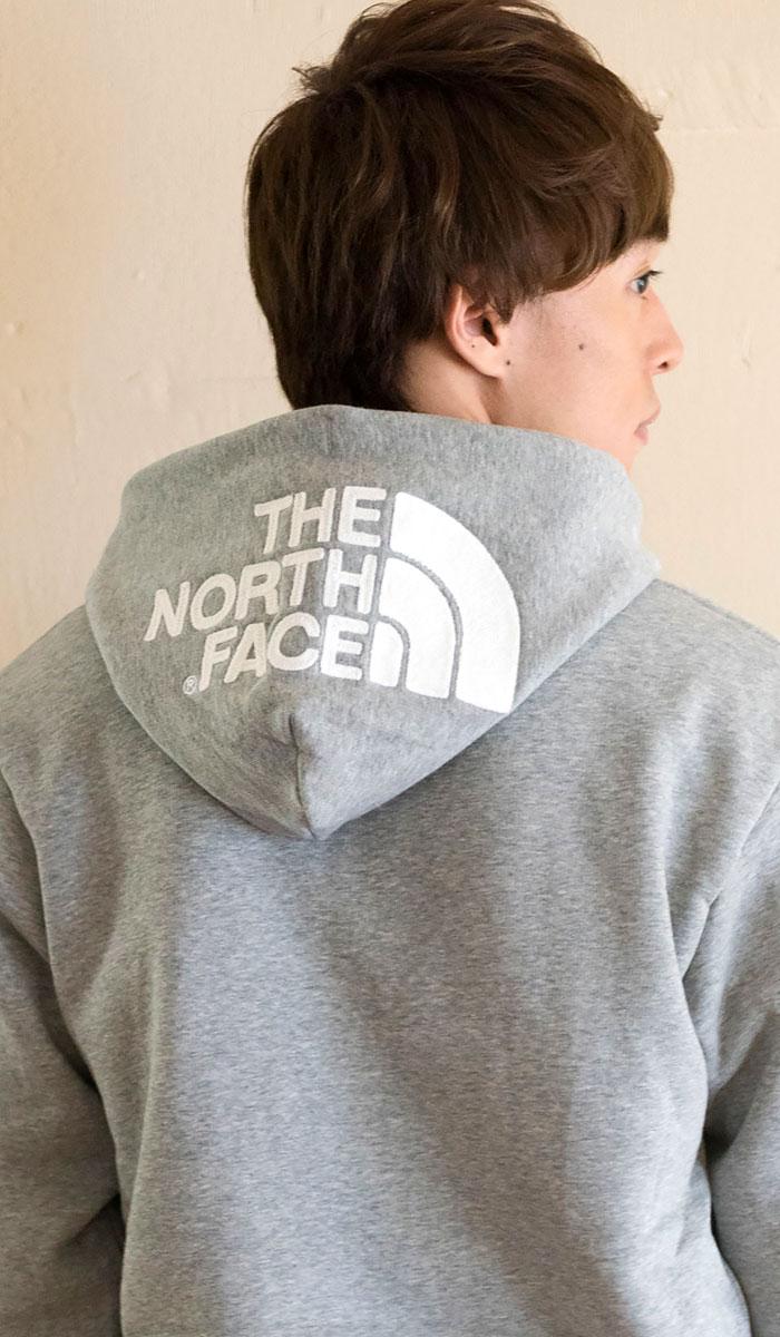 THE NORTH FACEザ ノースフェイスのパーカー リアビュー10