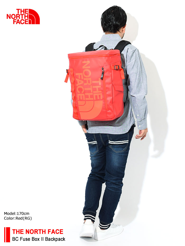THE NORTH FACEザ ノースフェイスのバッグ BC Fuse Box II Backpack01