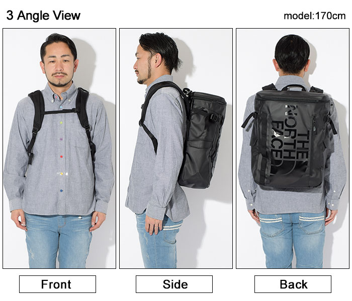 THE NORTH FACEザ ノースフェイスのバッグ BC Fuse Box II Backpack15