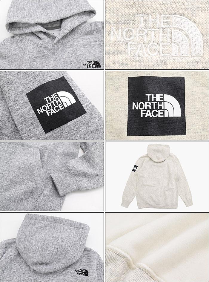 THE NORTH FACEザ ノースフェイスのパーカー Square Logo Hoodie09