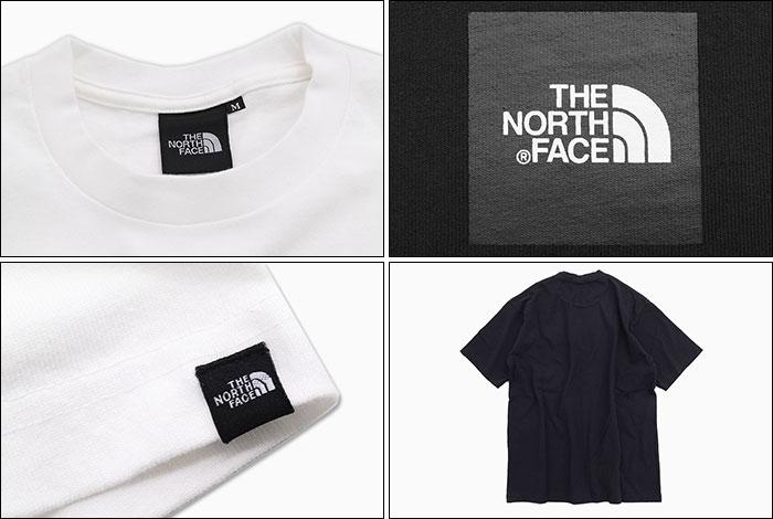 THE NORTH FACEザ ノースフェイスのTシャツ Box Logo04